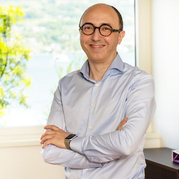 Dr. med. (Rus) Jalal El Idrissi (Praxisinhaber)