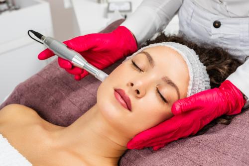 Hautverjüngung (Mesotherapie)